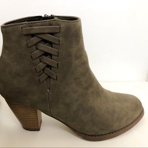 Just fab heeled ankle boots